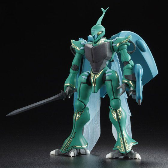 MGオーラバトラー 1/35 トカマクダンバイン 【再販】