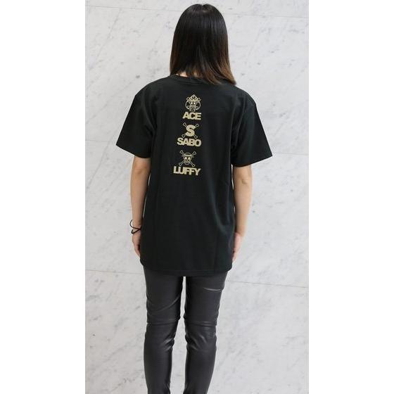 ワンピース エース&サボ&ルフィ Tシャツ