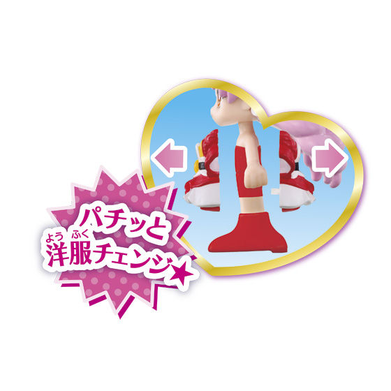 プリキュアオールスターズ プリコーデドール Go!プリンセスプリキュア 4