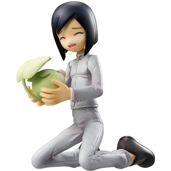 G.E.M.シリーズ デジモンアドベンチャー02 一乗寺賢&ワームモン