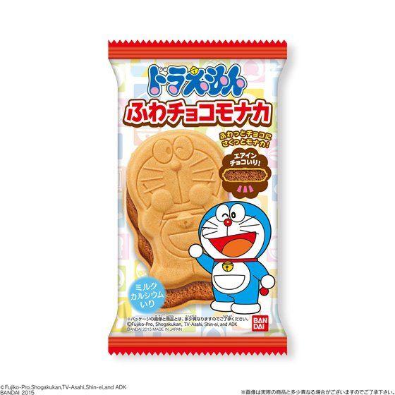 ドラえもん ふわチョコモナカ(ハート目)(10個入り)