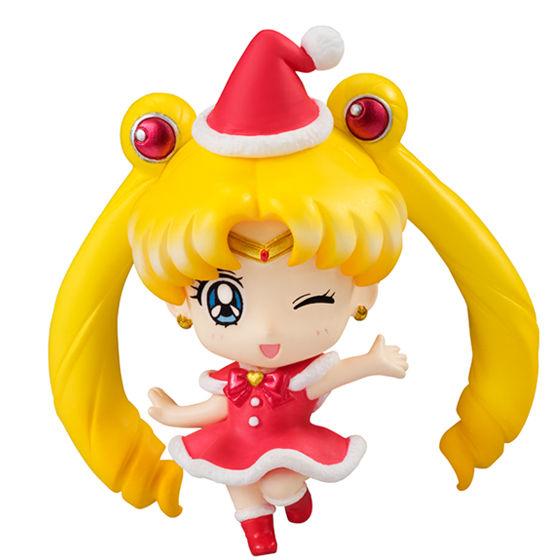 ぷちきゃら!美少女戦士セーラームーン クリスマススペシャル 2セット販売