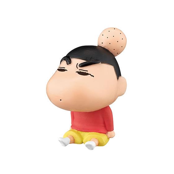 クレヨンしんちゃん 机の上の「クレヨンしんちゃん」