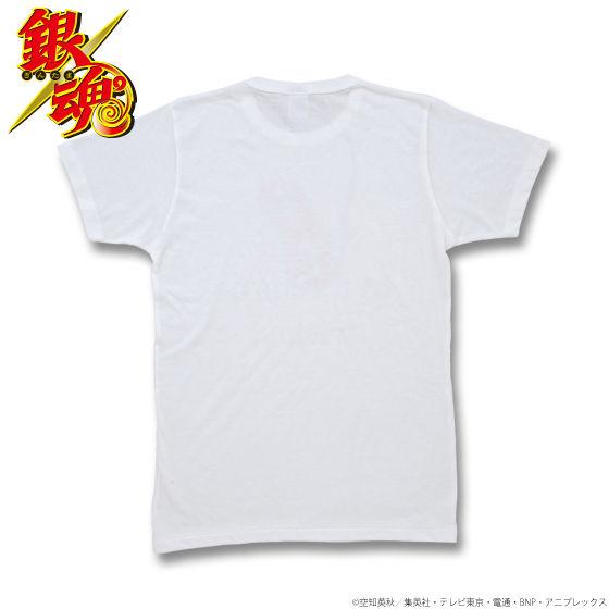 銀魂 沖田アイマスクTシャツ