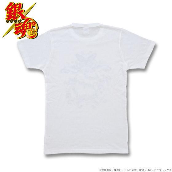 銀魂 高杉英語ロゴTシャツ