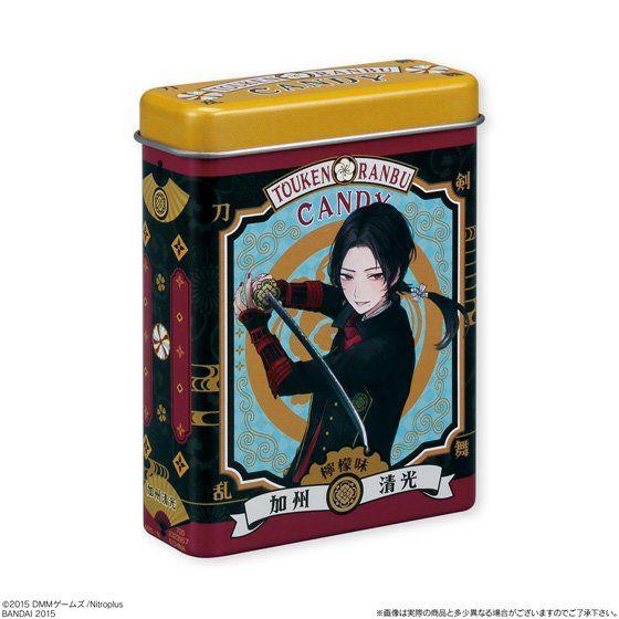 刀剣乱舞-ONLINE- CANDY缶コレクション(10個入)