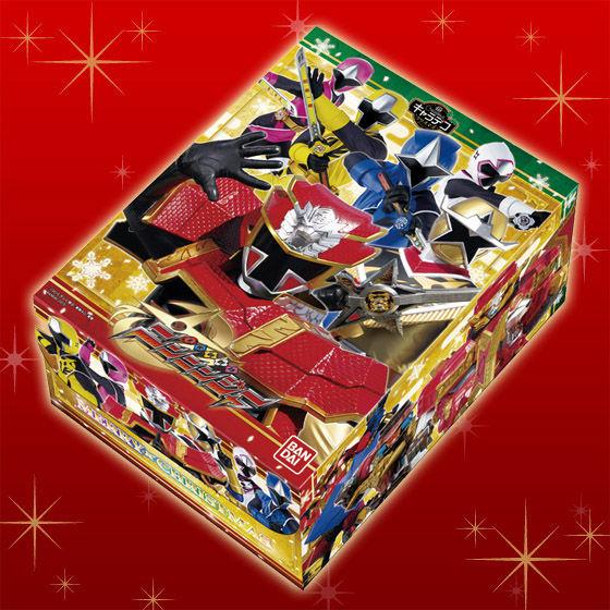 キャラデコクリスマス 手裏剣戦隊ニンニンジャー (5号サイズ)