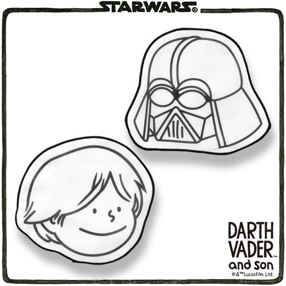 STAR WARS DARTH VADER and son �~�j�^�I��
