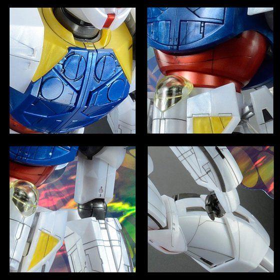 MG 1/100 ターンエーガンダム(月光蝶Ver.)【2015年10月発送】