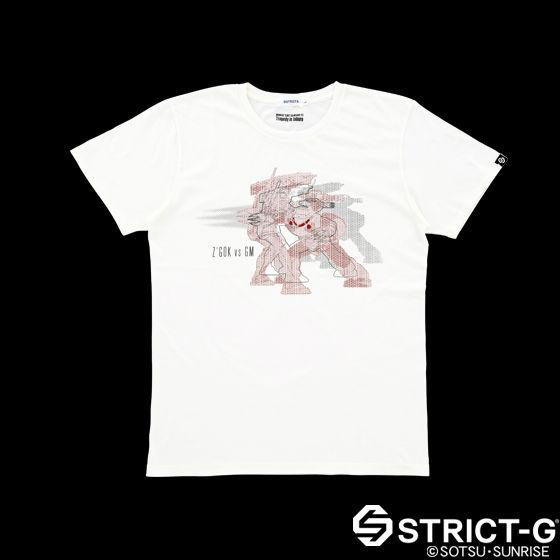 STRICT-G エピソード柄Tシャツ セレクト 第29話 「ジャブローに散る!」