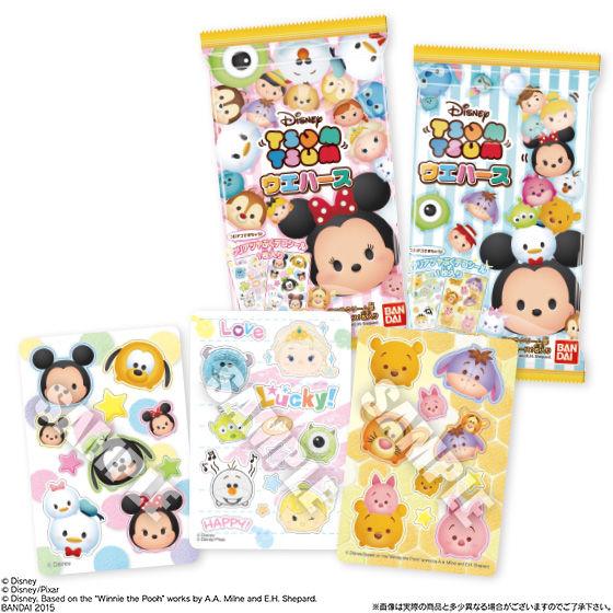 Disney TSUM TSUMウエハース(20個入)