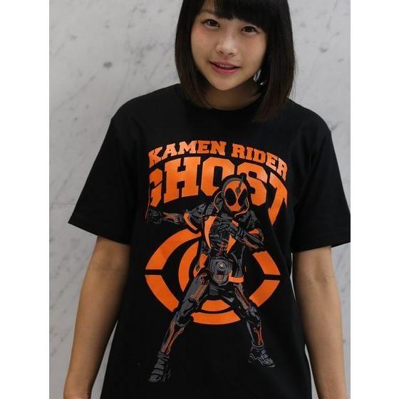 仮面ライダーゴースト KAMEN RIDER GHOST Tシャツ 大人用