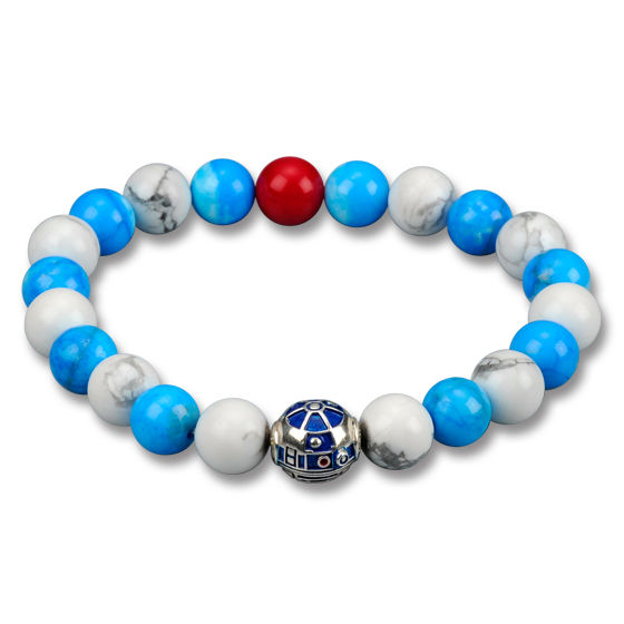 STAR WARS TM R2-D2 TM BEADS BRACELET