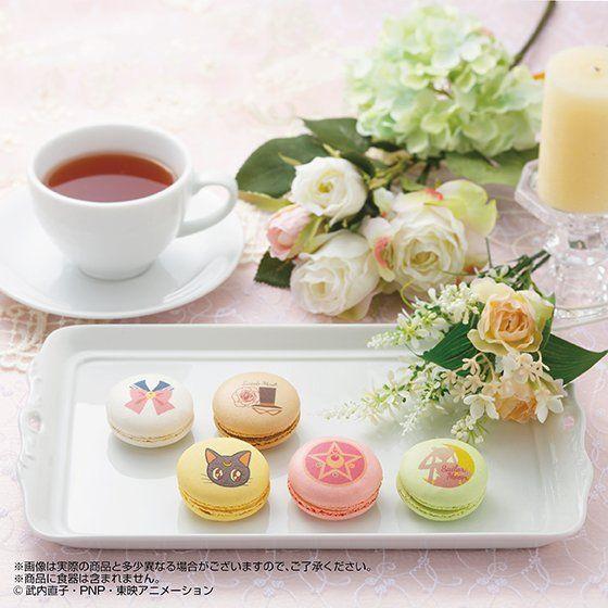 シュクレ キャラクテル SWEET MOON Princess time MACARON【PB限定】