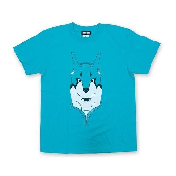 特捜戦隊デカレンジャー×ラジレンまつり2015 コラボ ドギー・クルーガーTシャツ(正面)