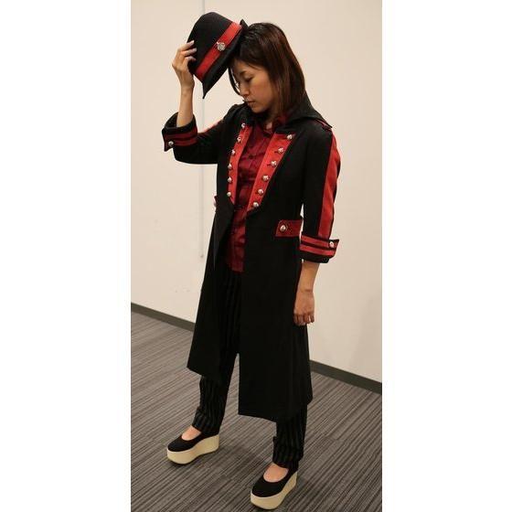 仮面ライダー鎧武 TEAM BARON(チームバロン) コート