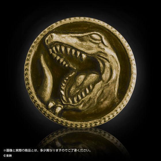 恐竜戦隊ジュウレンジャー 守護獣メダルセット