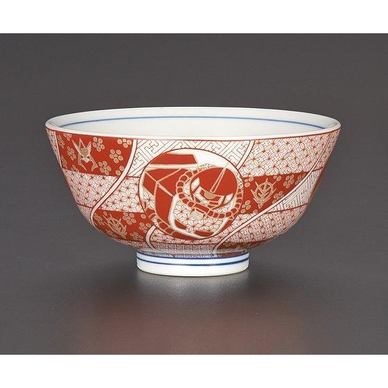 九谷焼 ガンダム飯碗セット