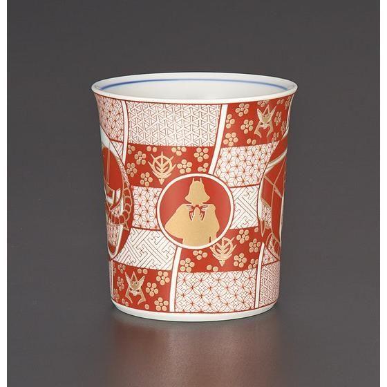 九谷焼 ガンダムマグカップセット