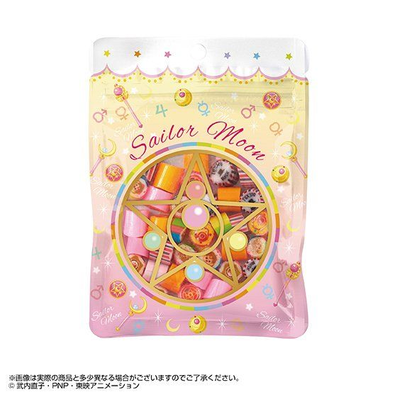 "�V���N�� �L�����N�e�� SWEET MOON sailormoon candy MAKEUP MIX�i5�""�j2����"