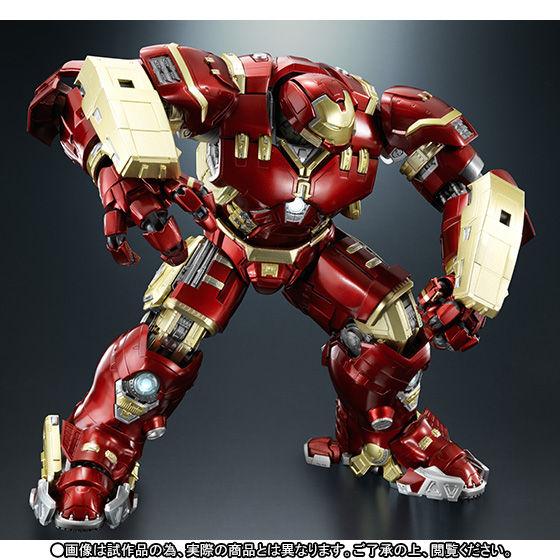 超合金×S.H.Figuarts アイアンマン マーク44 ハルクバスター【2次:2016年5月発送】