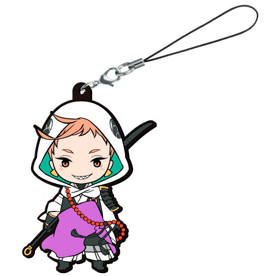 刀剣乱舞-ONLINE- ぽてだん!ラバーマスコット【2次:2016年1月発送】