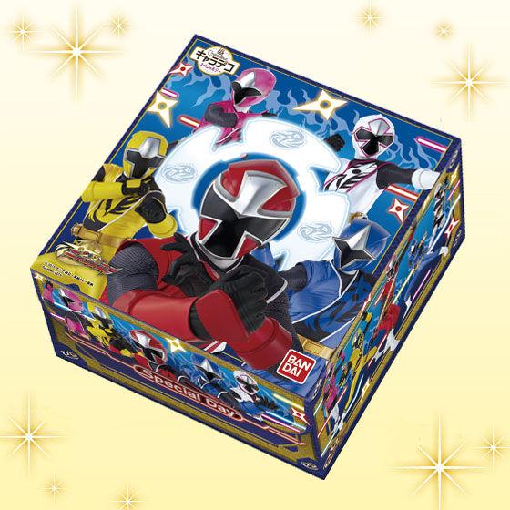 ★キャラデコ スペシャルデー 手裏剣戦隊ニンニンジャー (5号サイズ)
