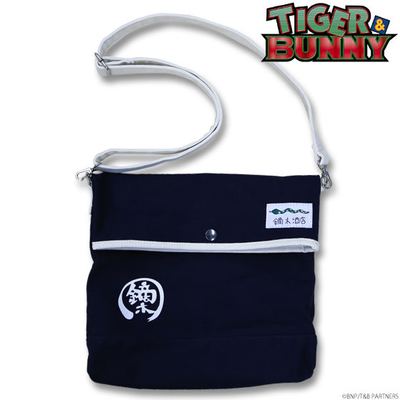 TIGER & BUNNY   �L�؎�X�@�G�݃V���[�Y�@�V�����_�[�o�b�O