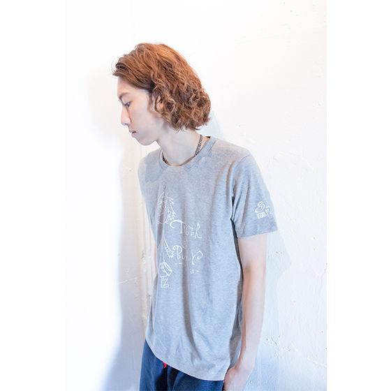 TIGER & BUNNY×HTML Precious Trio Ryan S/S Tee(Tシャツ)
