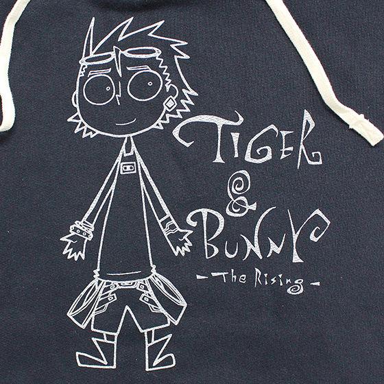 TIGER & BUNNY×HTML Precious Trio Ryan Pullover Hoodie(パーカー)