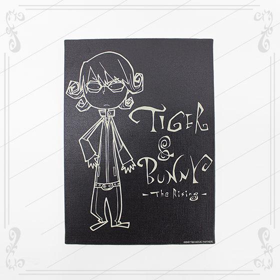 TIGER & BUNNY×HTML Precious Trio Canvas Panel(キャンバスパネル)