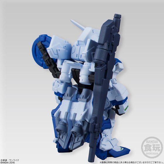 FW GUNDAM CONVERGE EX08 ガンダム試作0号機 ブロッサム
