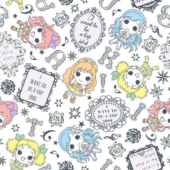 AIKATSU!STYLE for Lady リバーシブルトートバッグ(ドリアカデザイン)