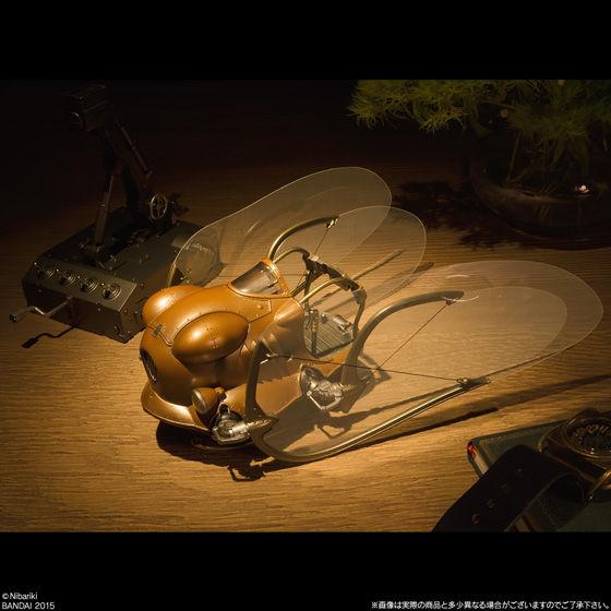 【同時購入セット】想造ガレリア フラップター/ロボット兵(青色発光ver.)【2次受注】