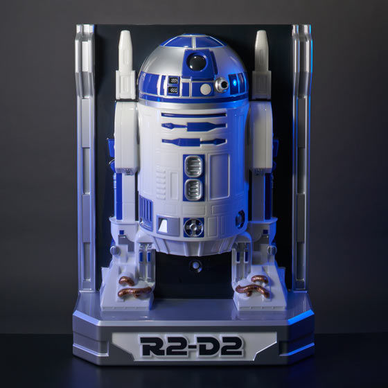 3Dウォールフィギュア スター・ウォーズ1/1 R2—D2(等身大R2-D2)※送料込み【2016年3月発送】
