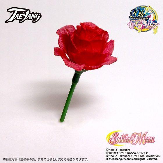 【真紅の薔薇つき】テヤン/タキシード仮面(プレミアムバンダイ限定版)【2016年2月発送】
