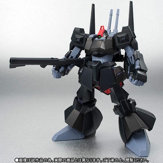 ROBOT魂 〈SIDE MS〉 リック・ディアス(初期生産型)
