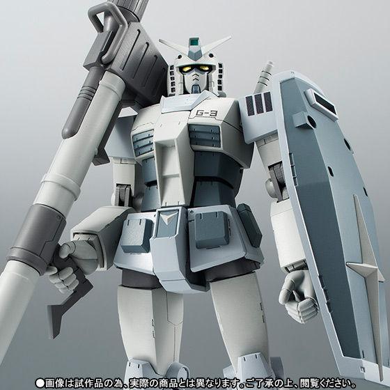 ROBOT�� �qSIDE MS�r RX-78-3 G-3 �K���_�� ver. A.N.I.M.E.