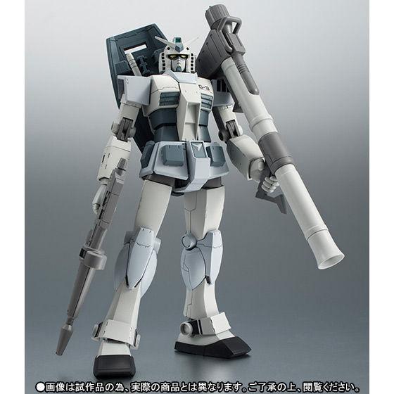 ROBOT魂 〈SIDE MS〉 RX-78-3 G-3 ガンダム ver. A.N.I.M.E.