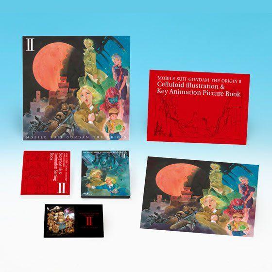 �@����m�K���_�� THE ORIGIN Blu-ray Disc Collector's Edition I & II �Z�b�g�i���R�}�t�B�����t���j�yBVC�o�X�L�O����z