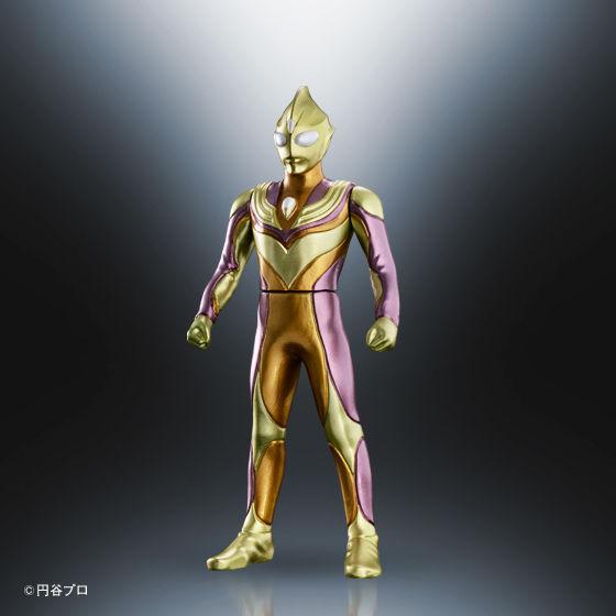 ガシャポン ウルトラヒーロー500&ウルトラ怪獣DX ウルトラマンティガ 光と闇の最終決戦セット