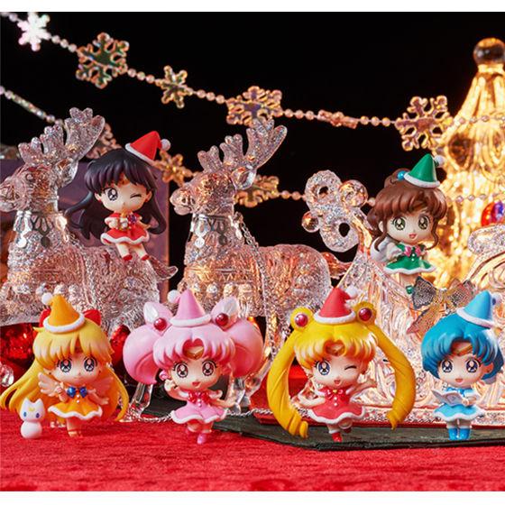 【抽選販売】ぷちきゃら!美少女戦士セーラームーン クリスマススペシャル