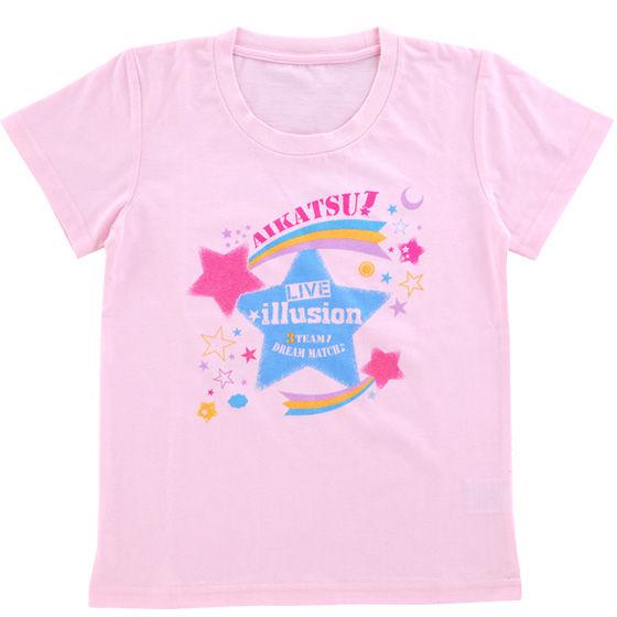 アイカツ!スタイル ライブイリュージョン LIVE★Tシャツ(おとな)