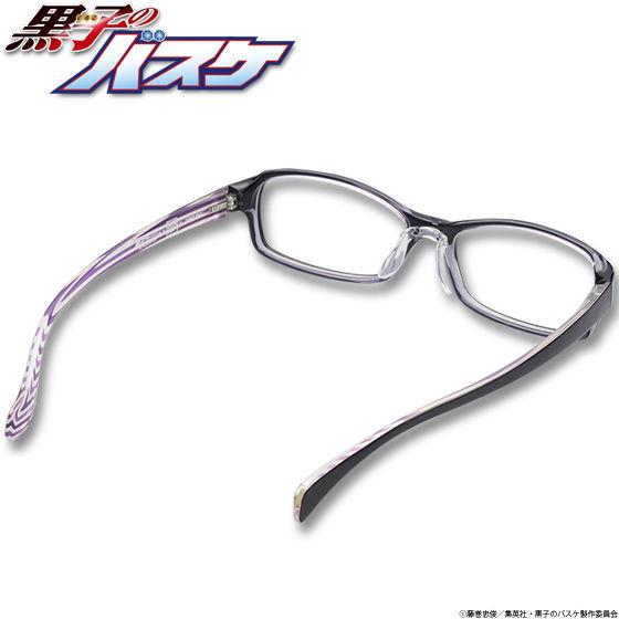 【再販売】黒子のバスケ×BANDAI×JINS PC パソコン用メガネ第2弾 紫原敦モデル