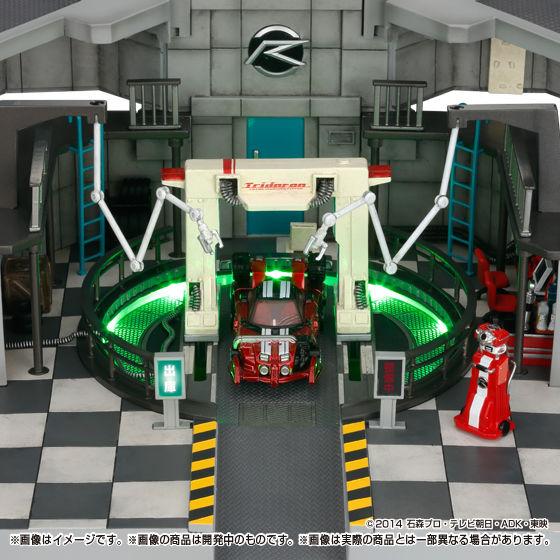 【抽選販売】仮面ライダードライブ ドライブピット