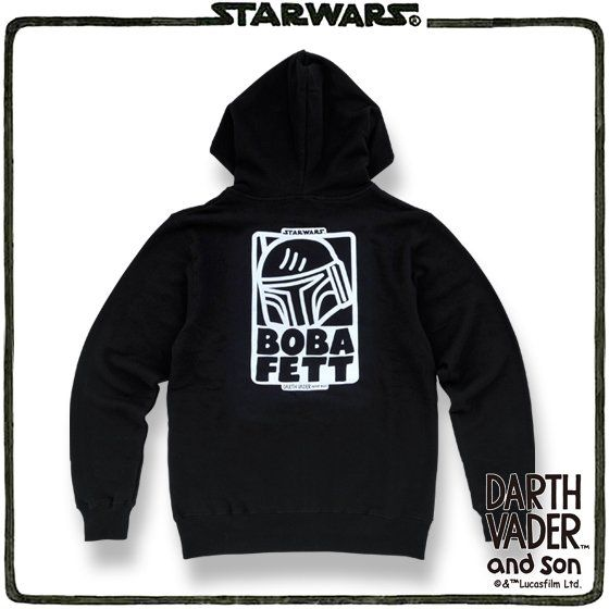 DARTH VADER and son �u���b�N�V���[�Y �p�[�J�[