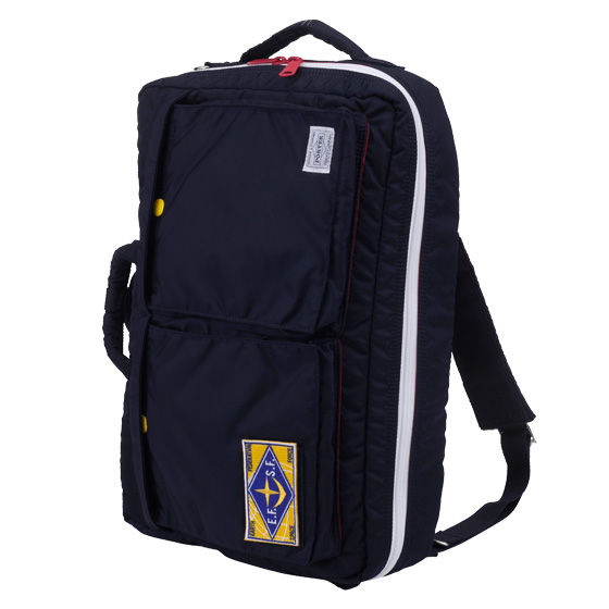 STRICT-G PORTER 3WAYバッグ2015 連邦軍ver.