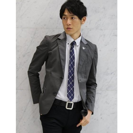 【新作】仮面ライダーW WIND SCALE ネクタイ ドット格子
