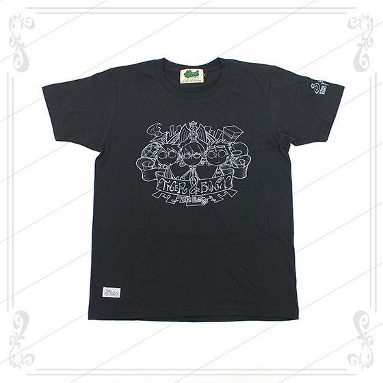 TIGER & BUNNY×HTML Three Heroes S/S Tee(Tシャツ)<2次受注・2016年2月お届け>