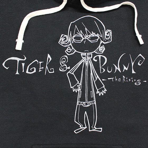 TIGER & BUNNY×HTML Precious Trio Barnaby Pullover Hoodie(パーカー)